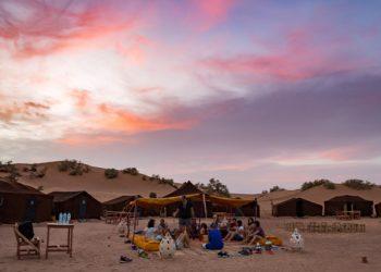 Erg Lihoudi Desert Tour