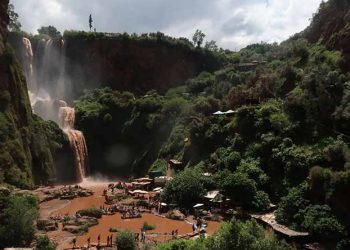 Day Trip from Marrakech to Ouzoud Waterfalls