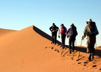 Sahara Desert Trekking in Morocco