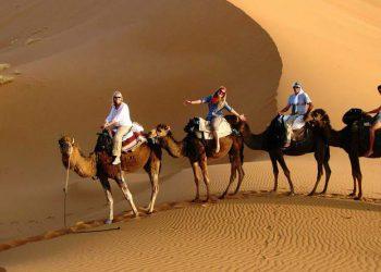 Agadir to Merzouga Desert Tour 4 days