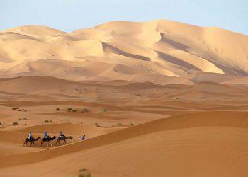 Marrakech to Erg Chagaga Desert Tour 3 days