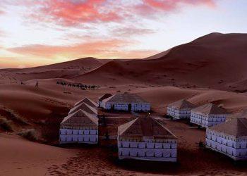 Desert Tour from Fes to Marrakech 4 days