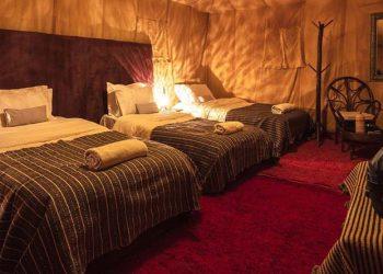 Marrakech to Erg Chagaga Desert Tour 4 days